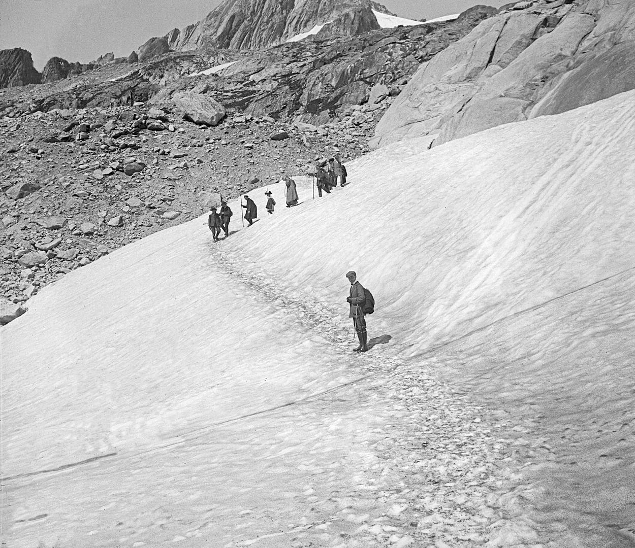 Rhone Glacier (A1691)
