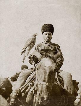 Persian Hunter | Old Photos | ZolotarevArchives.com