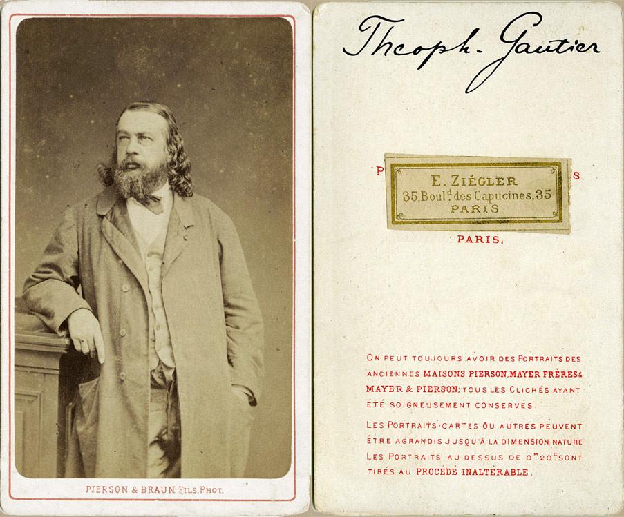 GAUTIER, Pierre Jules Théophile