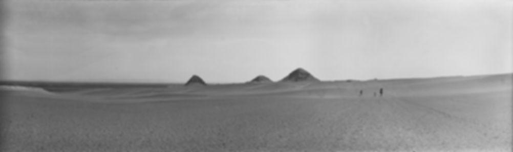 Abusir Pyramids, Egypt , 1900s | ZolotarevArchives.com