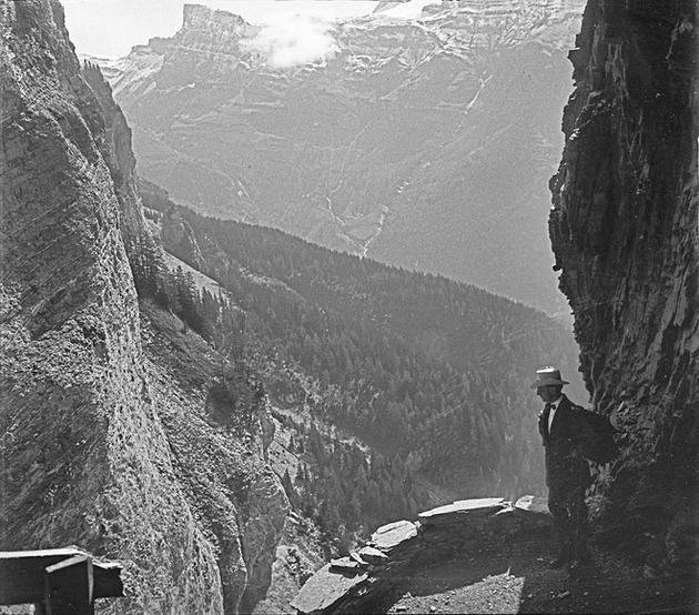 Leukerbad–Gemmi Pass (A1321)