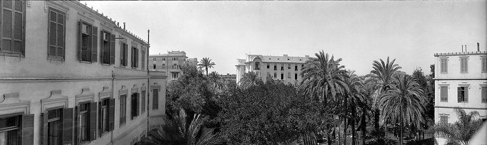 Shepheard's Hotel, Cairo, Egypt, 1900s | ZolotarevArchives.com