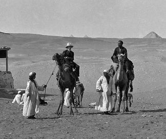 Egyptian Pyramids | Old Photos | | Old Photos | ZolotarevArchives.com