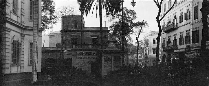 Sharia Kamel, Cairo, Egypt. 1900s | ZolotarevArchives.com