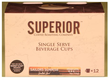 K-cup 2.0 - Sailors Sunrise