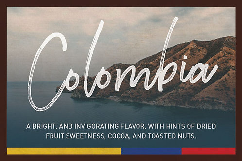 Colombia - Single Origin