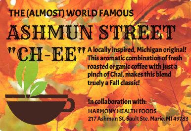 Ashmun Street Ch-ee (Fall Blend)
