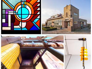 Artikel Amsterdamse School op erfgoedstem