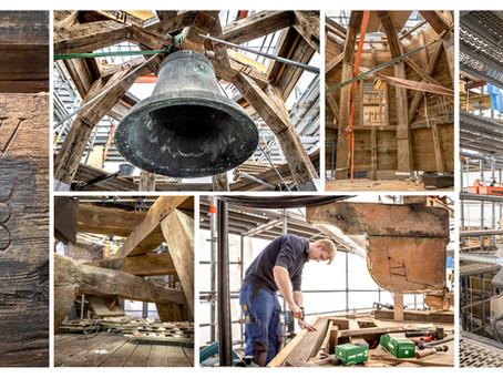 De scheve toren van Bolsward