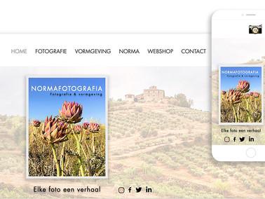 15 jaar Normafotografia! Tijd voor een nieuwe website! #fotografie