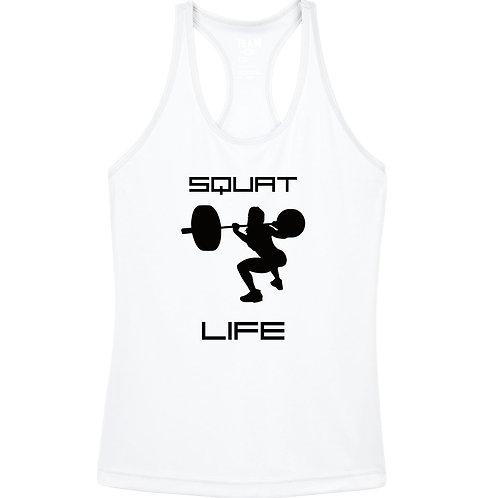 Squat Life Racerback
