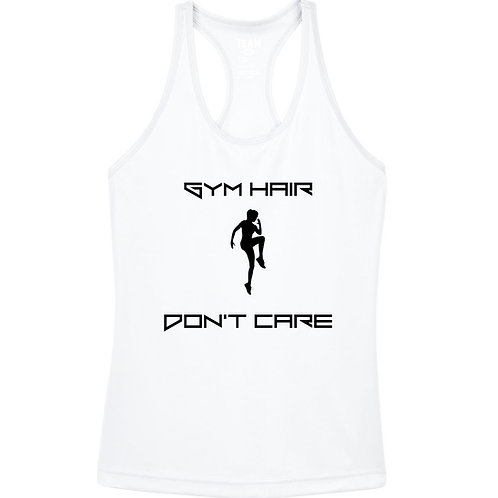 Gym Hair Don't Care Racerback