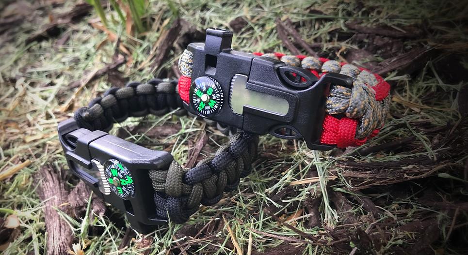 550 Paracord Bracelets