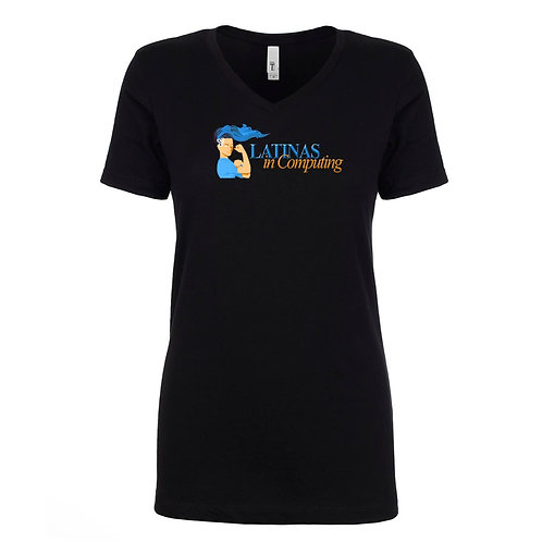 Latinas in Computing Community T-Shirt