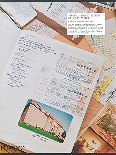A Road Trip Journal - Stephen Shore