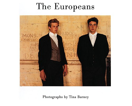 The Europeans - Tina Barney