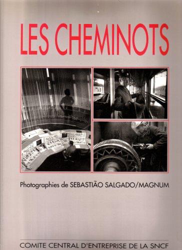 Les cheminots - Sebastio Salgado / Magnum