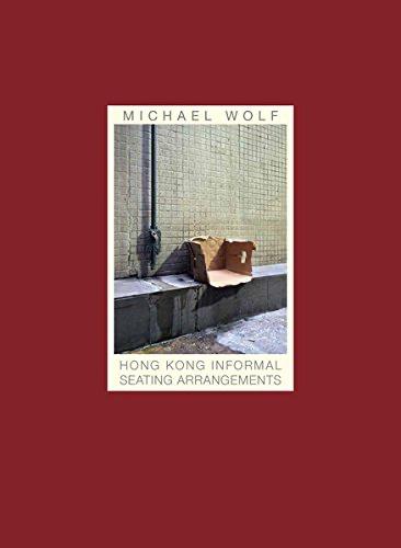 Hong Kong Informal Seating Arrangements - Michael Wolf