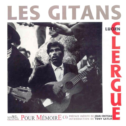Les gitans - Lucien Clergue