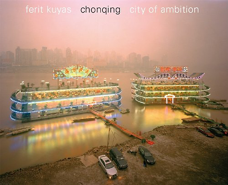 Chongqing City of Ambition - Ferit Kuyas