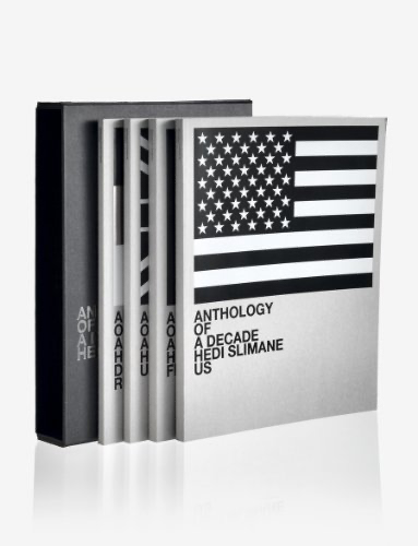 Anthology of a Decade - Hedi Slimane