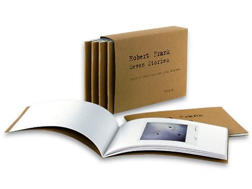 Seven Stories (Coffret en 7 volumes) - Robert Frank