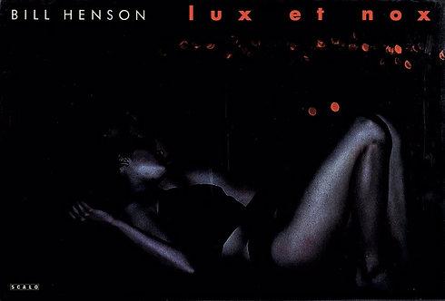 Lux Et Nox - Bill Henson