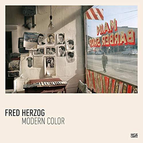 Modern color - Fred Herzog