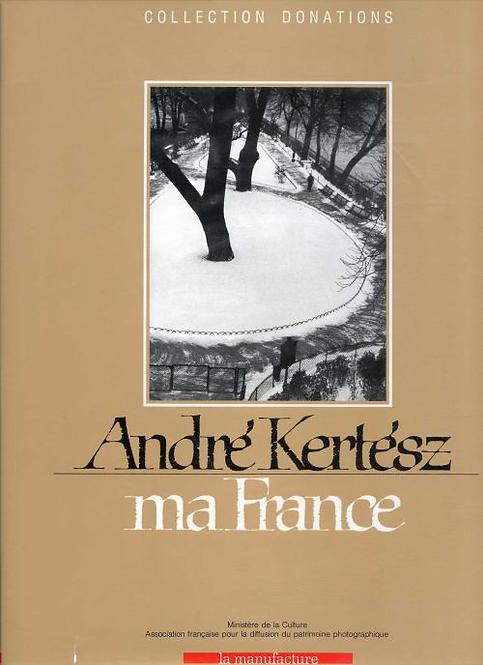 Ma France - André Kertész