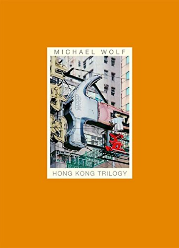 Hong Kong Trilogy - Michael Wolf