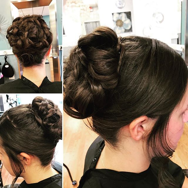 SHE does it again👌Happy Sweet 16 Leah 💋#updo #beaituful #behindthechair #happybirthday #sweet16 #l