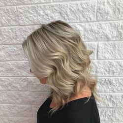 Ash blonde beauty 😍 @theshesalon #alfap