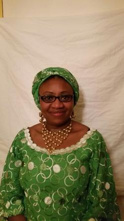 Mrs. Jeneba J. Bangura, MPA