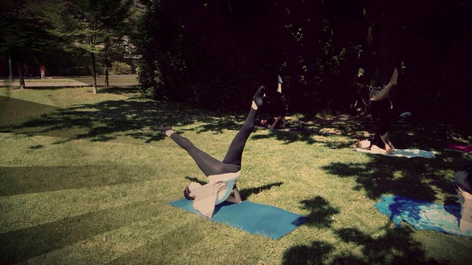 parc instant d'équilibre