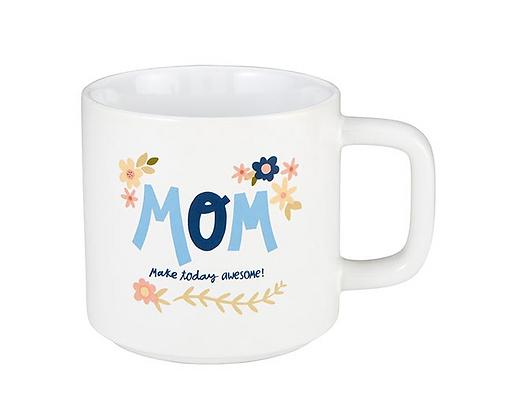 Floral Mom Mug