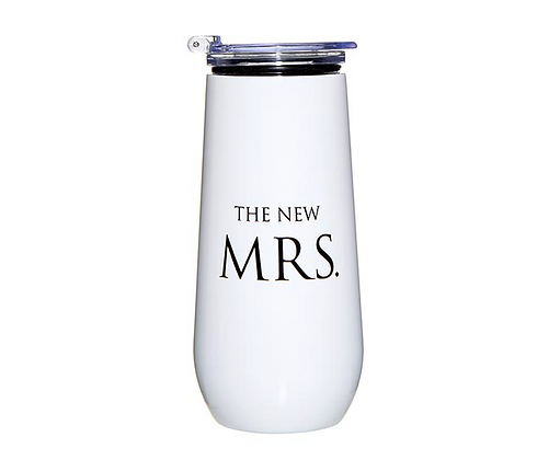 The New Mrs. Champagne Tumbler