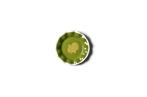 Salad Ruffle Turkey Plate