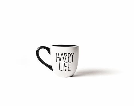 Happy Life Mug