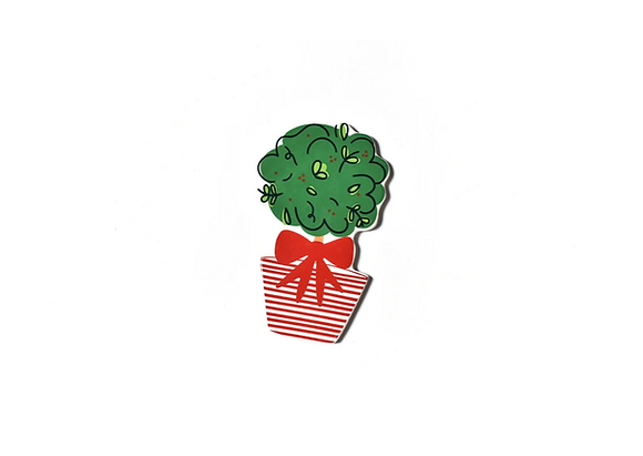 Mini Topiary Christmas Attachment