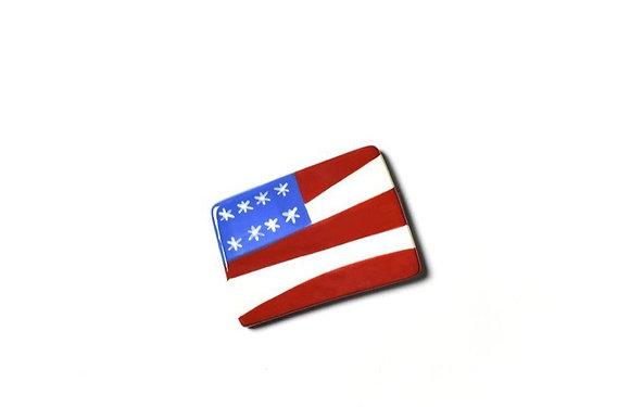 Mini American Flag Attachment