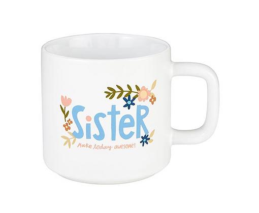 Floral Sister Mug