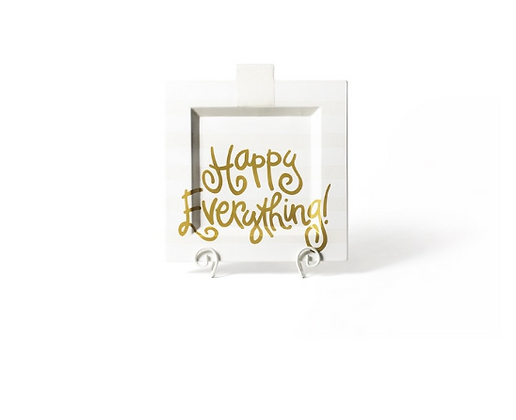 Happy Everything Square Platter