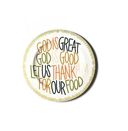 God is Great 2020 Platter