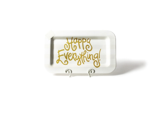 Happy Everything Rectangle Platter