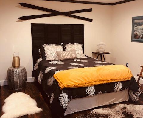 Basement Guest Bedroom Remodel