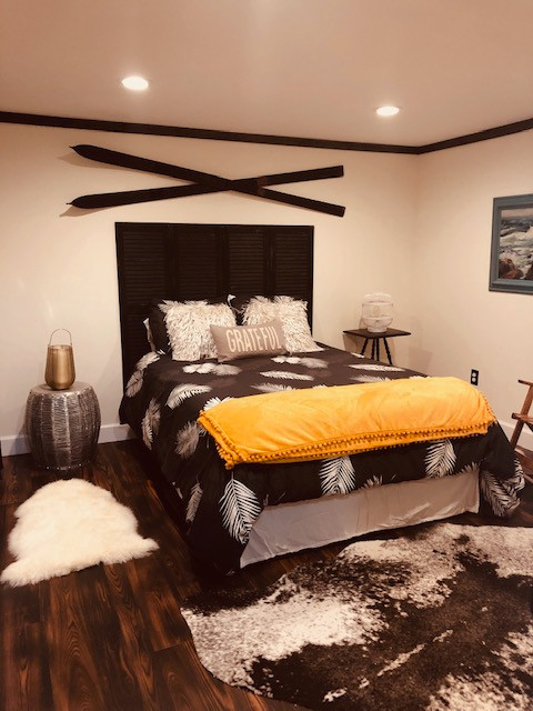 Basement Guest Bedroom Remodel