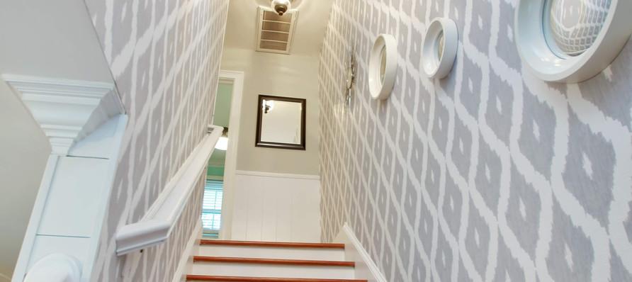 Updated Stairwell