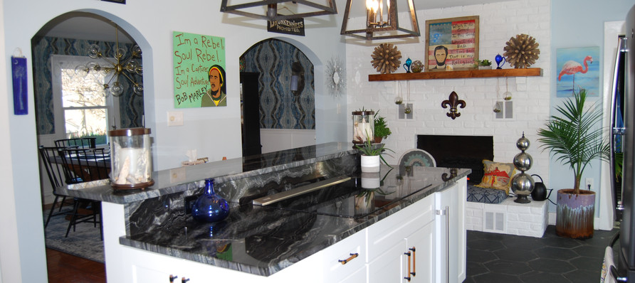 COAST Kitchen Remodel