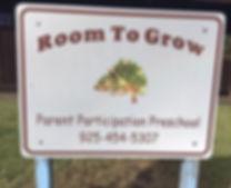 Room to Grow Sign.JPG