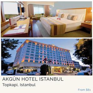 Akgun Hotel Istanbul